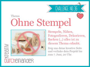 KD #36 - Ohne Stempel
