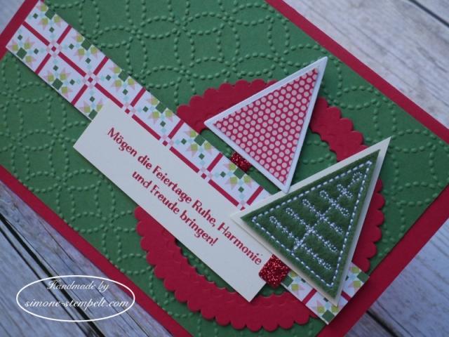 Stampin`Up Weihnachtsquilt, Filz-Accessoires 2017 P1010119.JPG