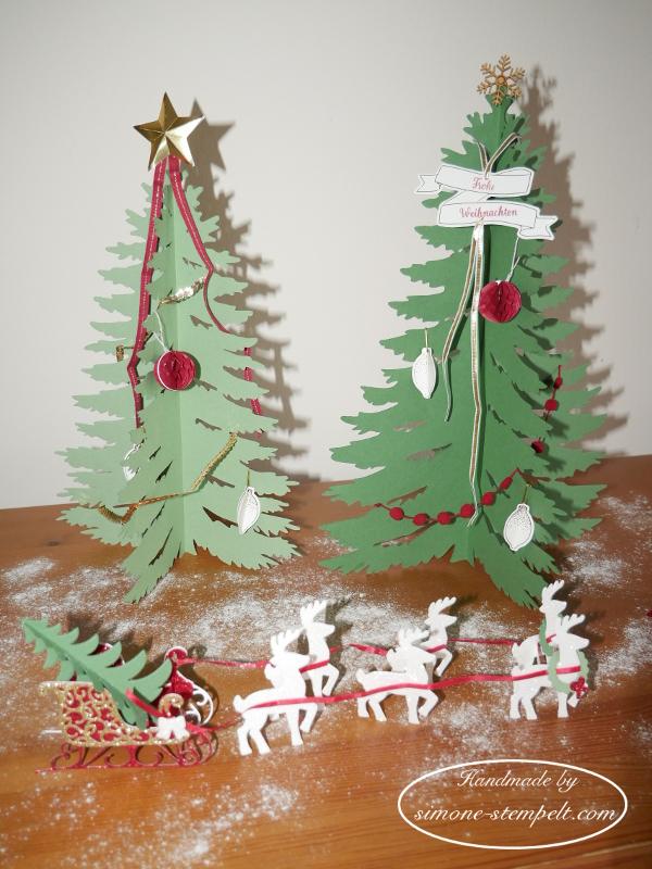 Weihnachtsschlitten mit Rentieren Stampin Up 2017 KD P1010841.JPG