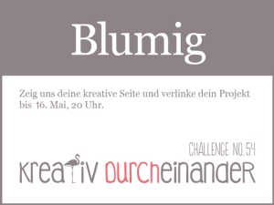 Sketchvorlage #54 Blumig NEU!