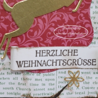 Elegante Weihnachten Hirsch 2018 simone-stempelt P1040260