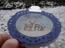 Weihnachts-Schneekugelkarte simone-stempelt-mit-dir Teil 8 10 Ideen 2018. P1050370