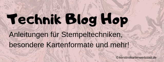 Technik Blog Hop 2019