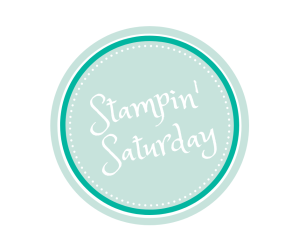 Stampin' Saturday banner