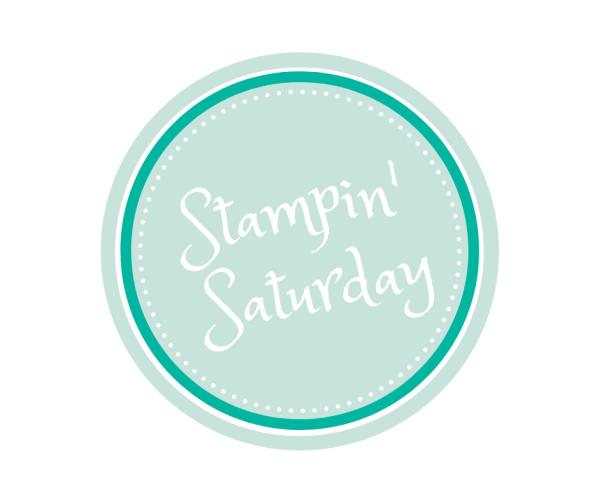 Stampin' Saturday banner